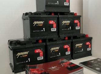 Batteries de voitures sans permis disponibles !